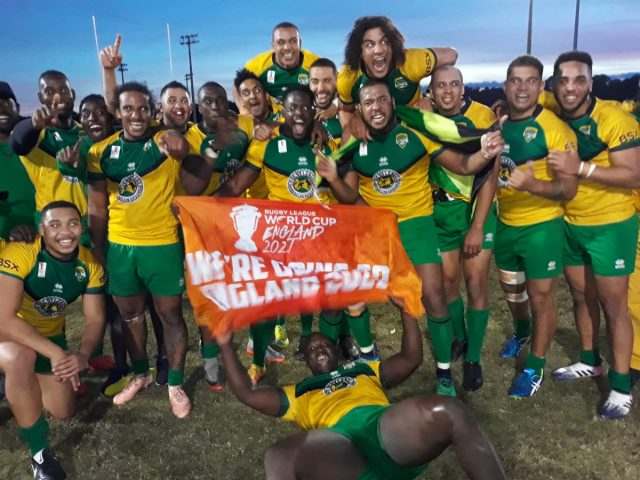 Jamaica beat USA to become the 1st Caribbean nation qualify for 2021 Rugby League World Cup