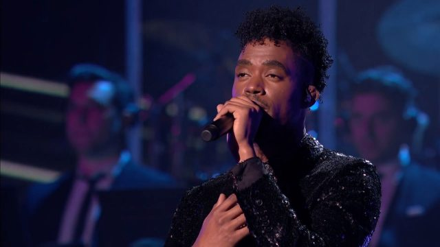 Watch Dalton Harris' incredible rendition of Beyonce's 'Listen' on X Factor UK