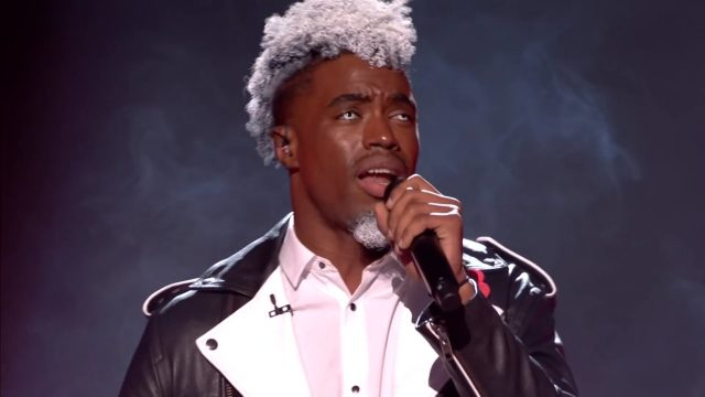 Dalton Harris stuns the X Factor crowd on Fright Night with this spine-tingling rendition of Radiohead's Creep.