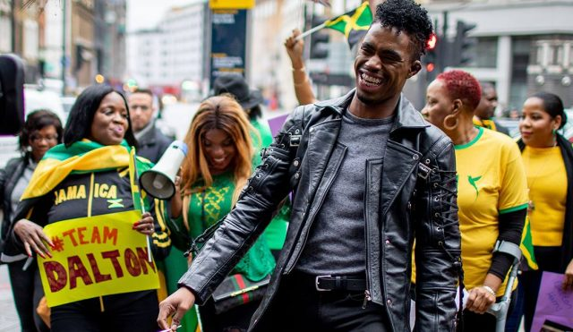 Watch: Dalton Harris crowned the X Factor 2018 Winner | I AM A JAMAICAN
