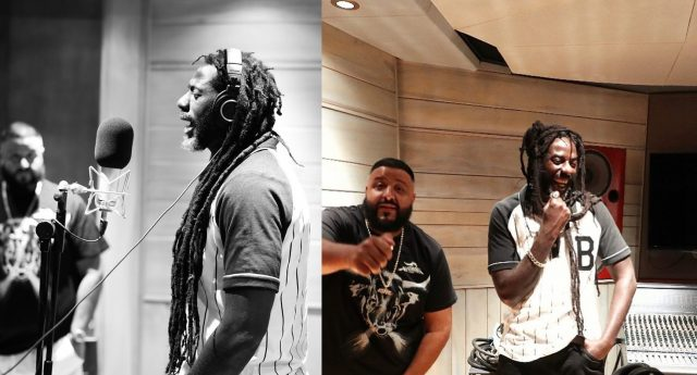 Buju Banton officially starts recording new music