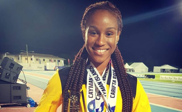 Briana Williams named CARIFTA Games Most Outstanding Athlete 2019