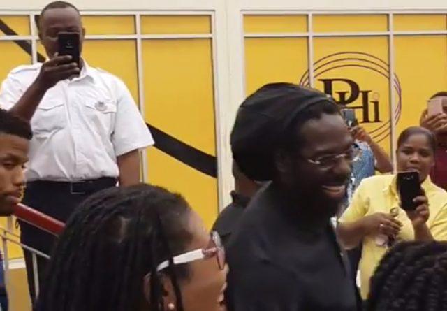 Buju Banton receives warm welcome in Trinidad