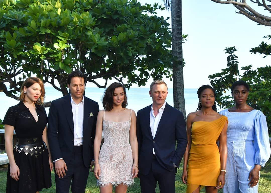 Watch James Bond 25 Launches In Jamaica Plot Cast
