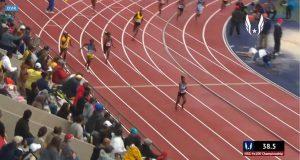 Edwin Allen High wins Girls' 4x100m Championship of America