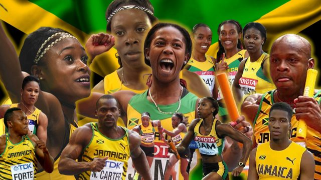 Team Jamaica to take on 'USA vs. The World' at Penn Relays 2019