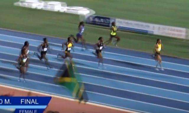 Briana Williams wins 100m Gold at CARIFTA Games 2019