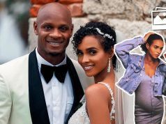 Newlyweds Asafa Powell and Wife Alyshia are expecting 👶🏾