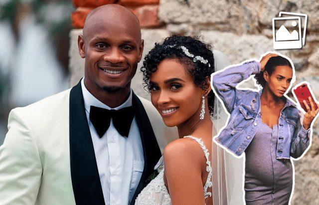 Newlyweds Asafa Powell and Wife Alyshia are expecting 👶🏾