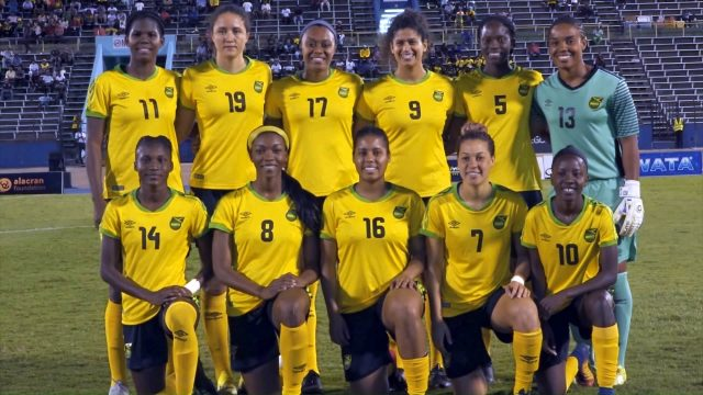 Reggae Girlz to play Panama in Jamaica This Sunday ahead of World Cup