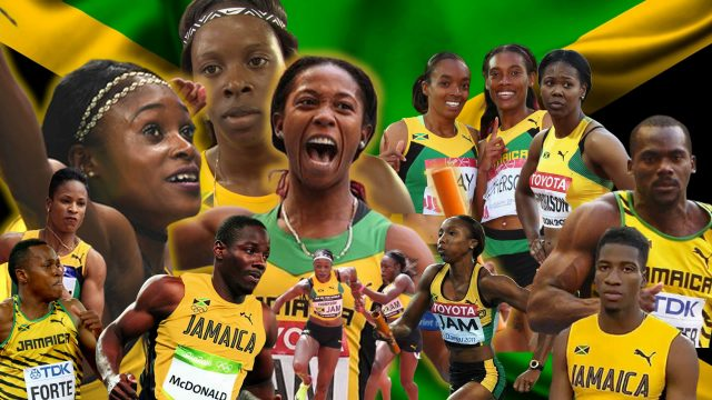 Team Jamaica entered to compete in the men's and women's 4x100m, 4x200m, 4x400m, Mixed 4x2x400m relay and Mixed shuttle hurdles relay.